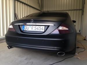 Mercedes-clk-rückleuchten-folierung-tönung-autofolierung-oberhausen-duisburg-essen-dorsten-bottrop-carbon-folie-auto-folierung